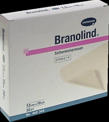 Branolind 7,5x10cm Kompr. (PZN 04074900)