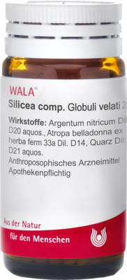 Silicea Comp. (PZN 08787732)