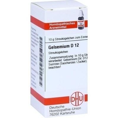 Gelsemium D 12 (PZN 01771739)