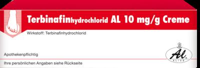 Terbinafin Hydrochlor.al 10mg/g (PZN 03563241)