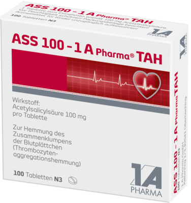 Ass 100 1a Pharma Tah (PZN 06312077)