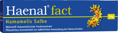 Haenal Fact Hamamelis (PZN 03875443)