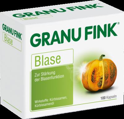 Granufink Blase Kapseln (PZN 00266614)