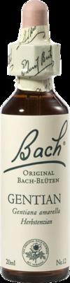 Bachblüten Gentian Tropfen (PZN 00059878)