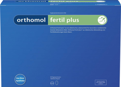 Orthomol Fertil Plus (PZN 02166756)