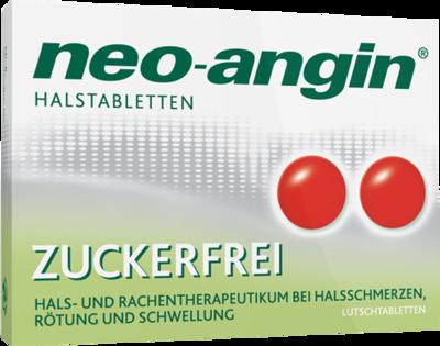 Neo Angin Halstabletten Zuckerfrei (PZN 00826622)