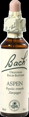 Bachblüten Aspen Tropfen (PZN 00039723)