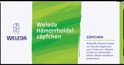 Haemorrhoidal Zaepfchen (PZN 00442755)