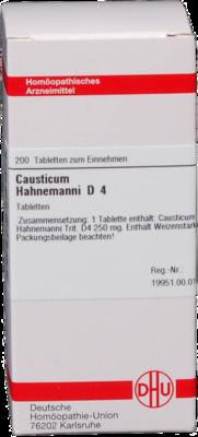 Causticum Hahnemanni D 4 (PZN 02801483)
