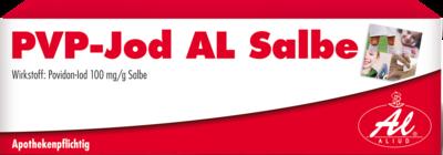 Pvp Jod Al Salbe (PZN 00562614)