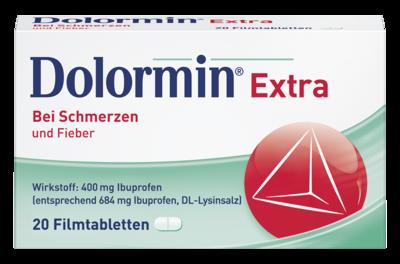 Dolormin Extra Filmtabl. (PZN 00091089)