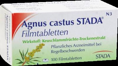 Agnus Castus Stada tabetten (PZN 08865461)