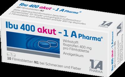 Ibu 400 Akut 1a Pharma Filmtabl. (PZN 02013194)