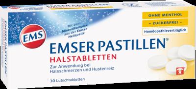 Emser Pastillen ohne Menthol zuckerfrei (PZN 11108002)