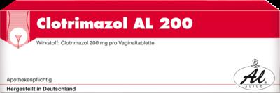 Clotrimazol Al 200 (PZN 03630859)