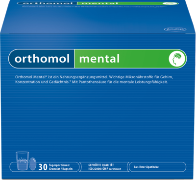 Orthomol Mental (PZN 05382070)