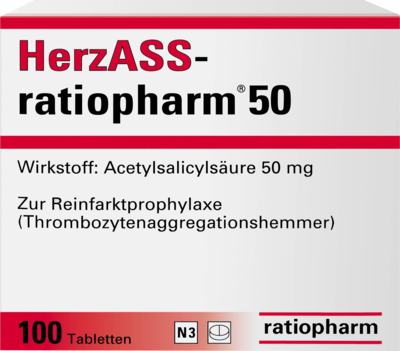 Herzass ratiopharm 50mg (PZN 04562798)