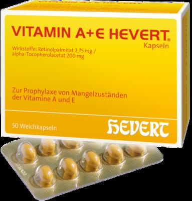 Vitamin A+e Hevert (PZN 01905453)