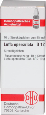 Luffa Operculata D12 (PZN 02926463)