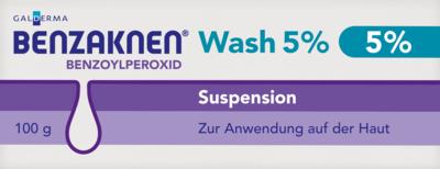 Benzaknen Wash 5 % (PZN 09206281)
