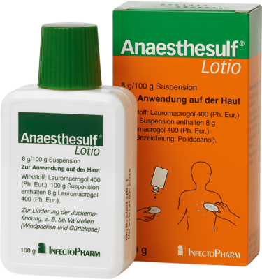 Anaesthesulf Lotio (PZN 00123441)