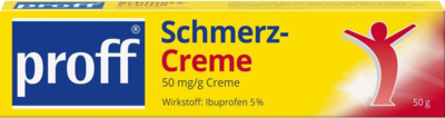 Proff Schmerzcreme 5% (PZN 11072445)