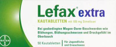 Lefax extra Kau (PZN 02563836)