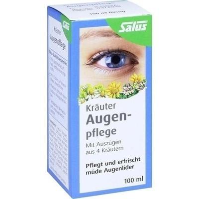 Augenpflege Kräuter Augenkosmetikum Äußerl.salus (PZN 06486179)
