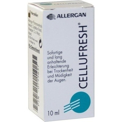 Cellufresh Augentr. (PZN 00795637)