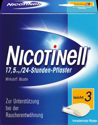 Nicotinell 17,5 Mg 24 Stunden Pfl.transdermal (PZN 03764519)