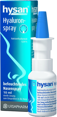 Hysan Hyaluron (PZN 10005636)