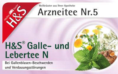 H&s Galle- und Lebertee N (PZN 03112389)