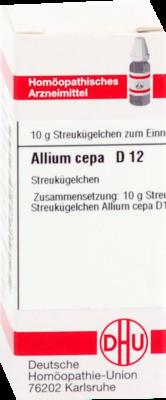 Allium Cepa D 12 (PZN 02638072)