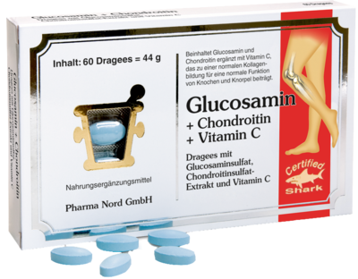 Glucosamin + Chondroitin Drag. (PZN 04766549)