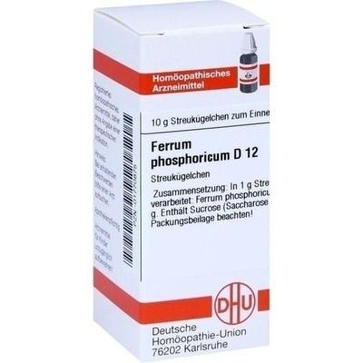 Ferrum Phosphoricum D 12 (PZN 01770875)