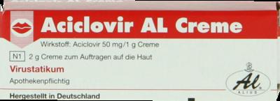 Aciclovir AL (PZN 07334796)