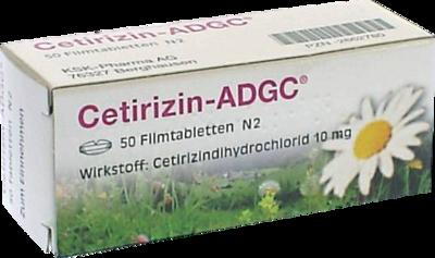 Cetirizin Adgc Film (PZN 02662780)