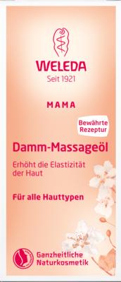Weleda Damm Massageoel (PZN 01830531)
