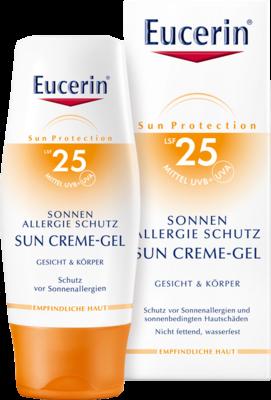 Eucerin Sun Allergie Schutz Creme-gel Lsf 25 (PZN 03842834)