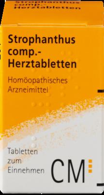 Strophanthus Comp.- Herztabletten 250 Stück Homöopatisch (PZN 03915071)