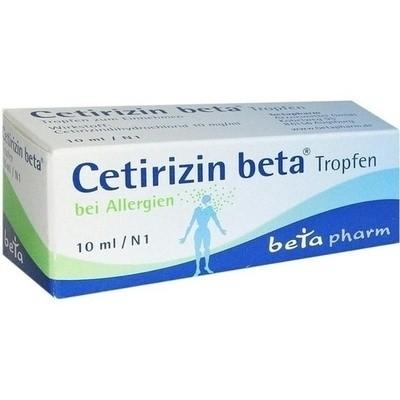 Cetirizin Beta (PZN 02451089)