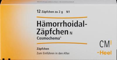 Haemorrhoidal Zaepfchen N (PZN 03914918)