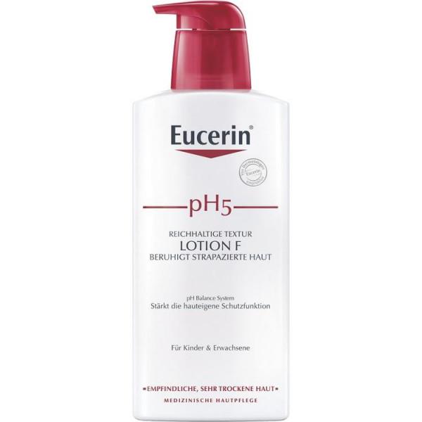 Eucerin pH5 LotionF mit Pumpe Empfindliche Haut (PZN 13889179)