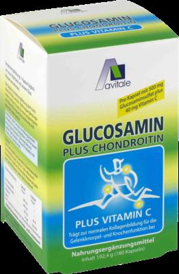 Glucosamin 500 Mg + Chondroitin 400mg (PZN 04471104)