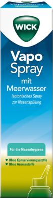 Wick Vapospray zur Nasenspülung Isotonic (PZN 10200102)