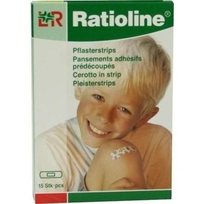 Ratioline Kids Pflasterstrips (PZN 01805220)