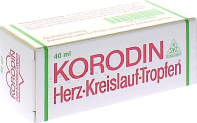 Korodin Herz-Kreislauf-Tropfen zum Einnehmen (PZN 04906588)