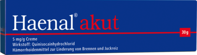 Haenal Akut (PZN 05554849)