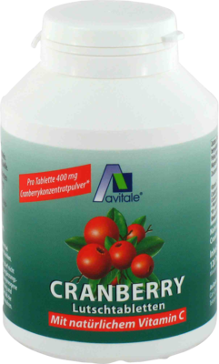 Cranberry Lutsch (PZN 01110162)