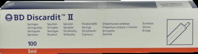 Bd Discardit Ii Spritze (PZN 03626817)